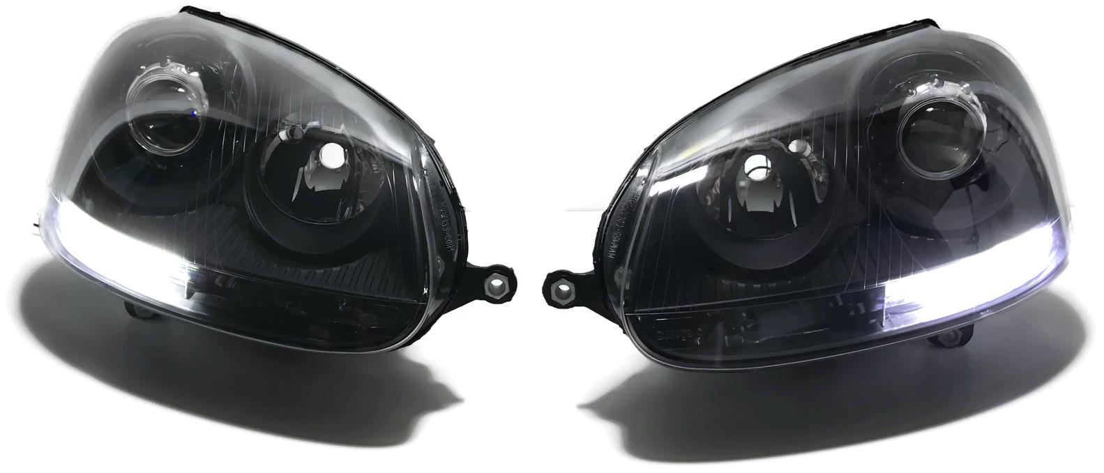 LAMPY SOCZEWKOWE VOLKSWAGEN VW GOLF 5 V BI XENON