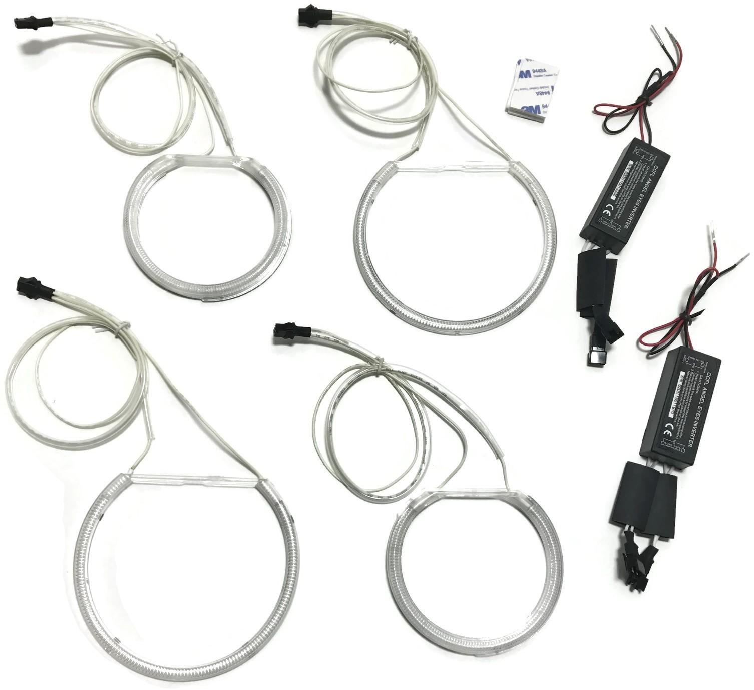 RINGI CCFL BMW X3 E83 E60 E61 E46 COMPACT DZIENNE