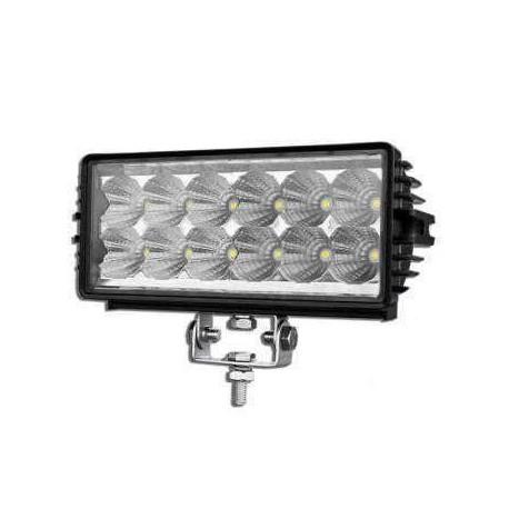 LAMPA DALEKOSIĘŻNA 12 LED HALOGEN PASEK 12V 24V