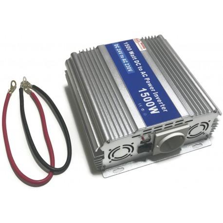 PRZETWORNICA NAPIĘCIA PRĄDU 24V DC / 230V AC 3000W