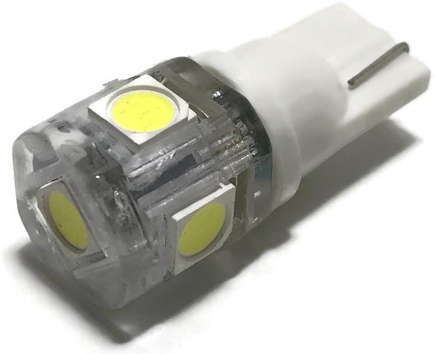 ŻARÓWKA POSTOJÓWKA LED SMD 5050 W5W T10 R10 12V