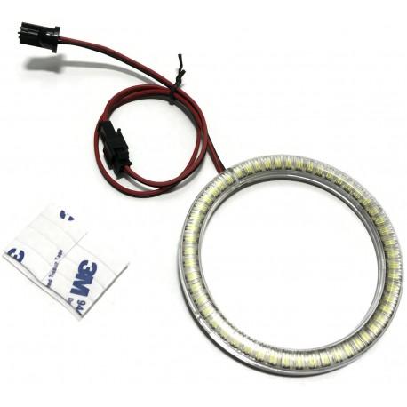 RING LED OKRĄGŁY SMD 2835 ŚWIATŁA DZIENNE 12v 85mm