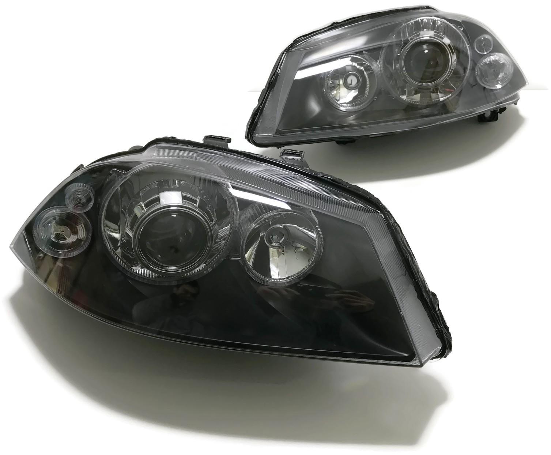 LAMPY SOCZEWKOWE SEAT IBIZA III 6L BI XENON HID