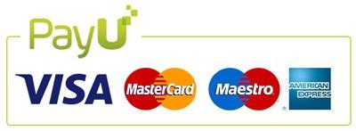 Szybkie i bezpieczne płatności online w sklepie zapewnia PayU.