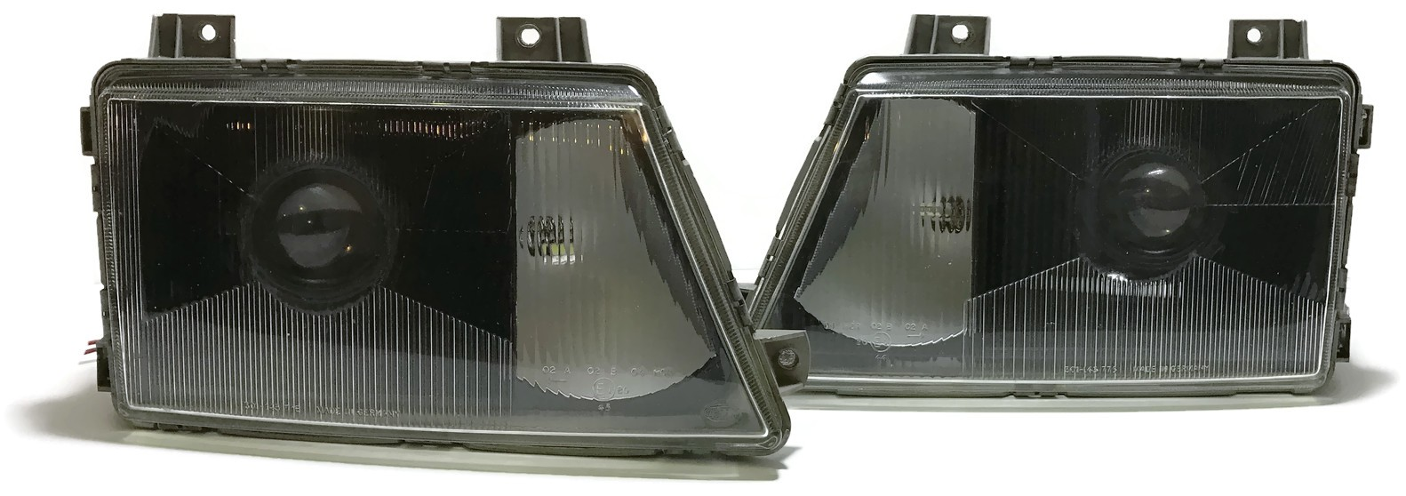 LAMPY BI XENON MERCEDES SPRINTER W901 312 SOCZEWKI