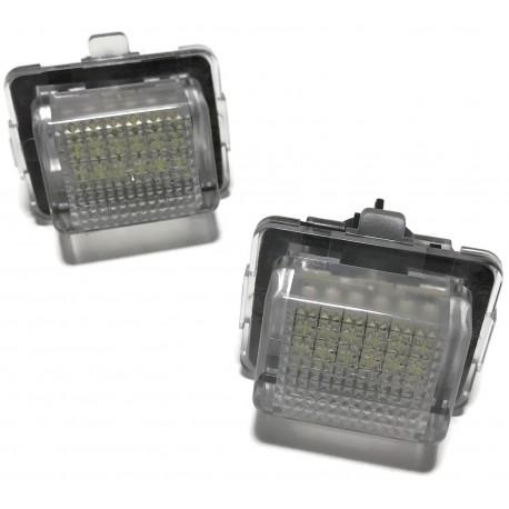 LAMPKI LED MERCEDES W204 W212 W216 W221 REJESTRACJI
