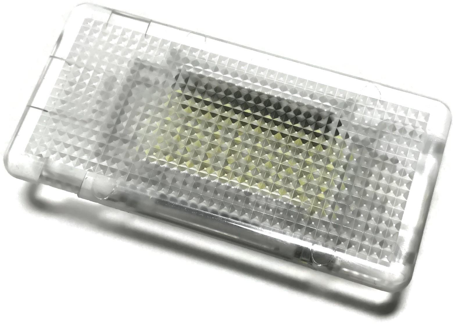 PODŚWIETLENIE WNĘTRZA NÓG LED BMW E60 E61 E39 E90