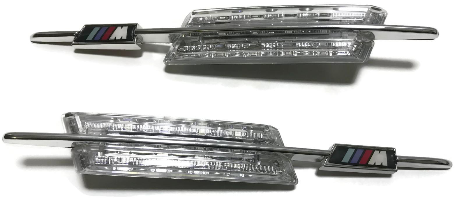 KIERUNKOWSKAZY LED BMW E46 E39 M-POWER BOCZNE