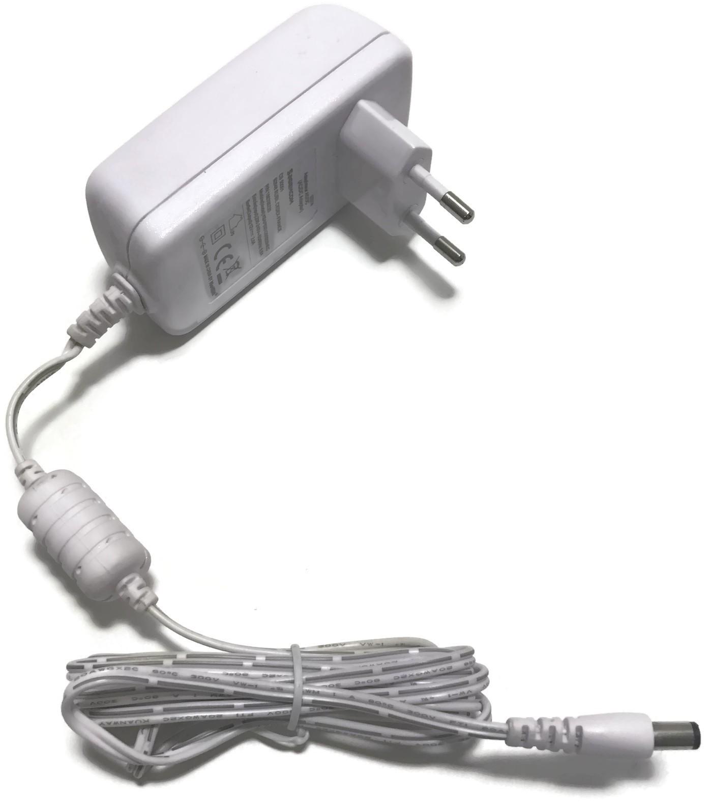 ZASILACZ WTYCZKOWY 12V 24W 2A TAŚMA LED SMD, CCTV