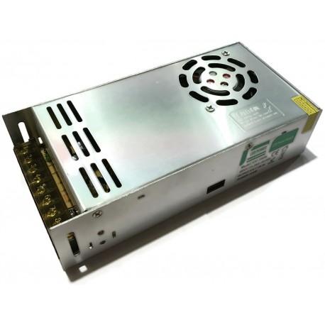 ZASILACZ IMPULSOWY LED CCTV 230V - 12V DC 350W 29A