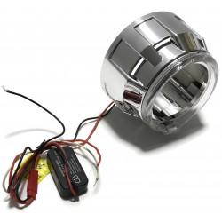 G135 OSŁONA MASKOWNICA SOCZEWKI MINI H1 LED DRL