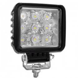 LAMPA DALEKOSIĘŻNA 9 LED HALOGEN SZPERACZ 12V 24V