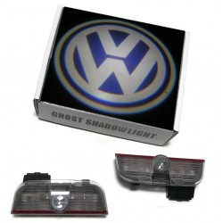 LED LOGO PROJEKTOR VW PASSAT B6 B7 GOLF V 5 6 7