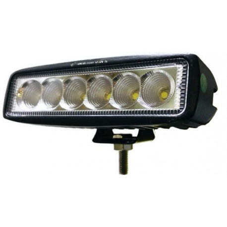 LAMPA ROBOCZA 6 LED HALOGEN PASEK LIGHTBAR 12V 24V