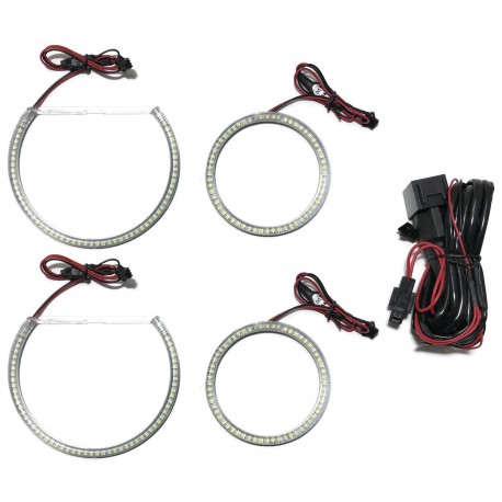 RINGI LED SMD BMW E90 E91 E87 E82 E88 E81 HALO DRL