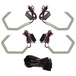 RINGI BMW ICONIC LED SMD M3 M4 E92 F30 F31 F32 F80