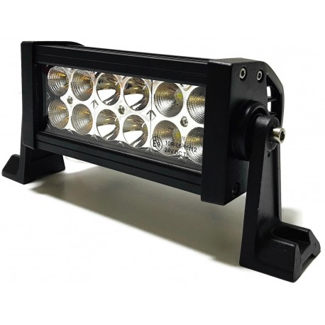 LAMPA 12 LED DALEKOSIĘŻNA PASEK LIGHTBAR 12V 24V