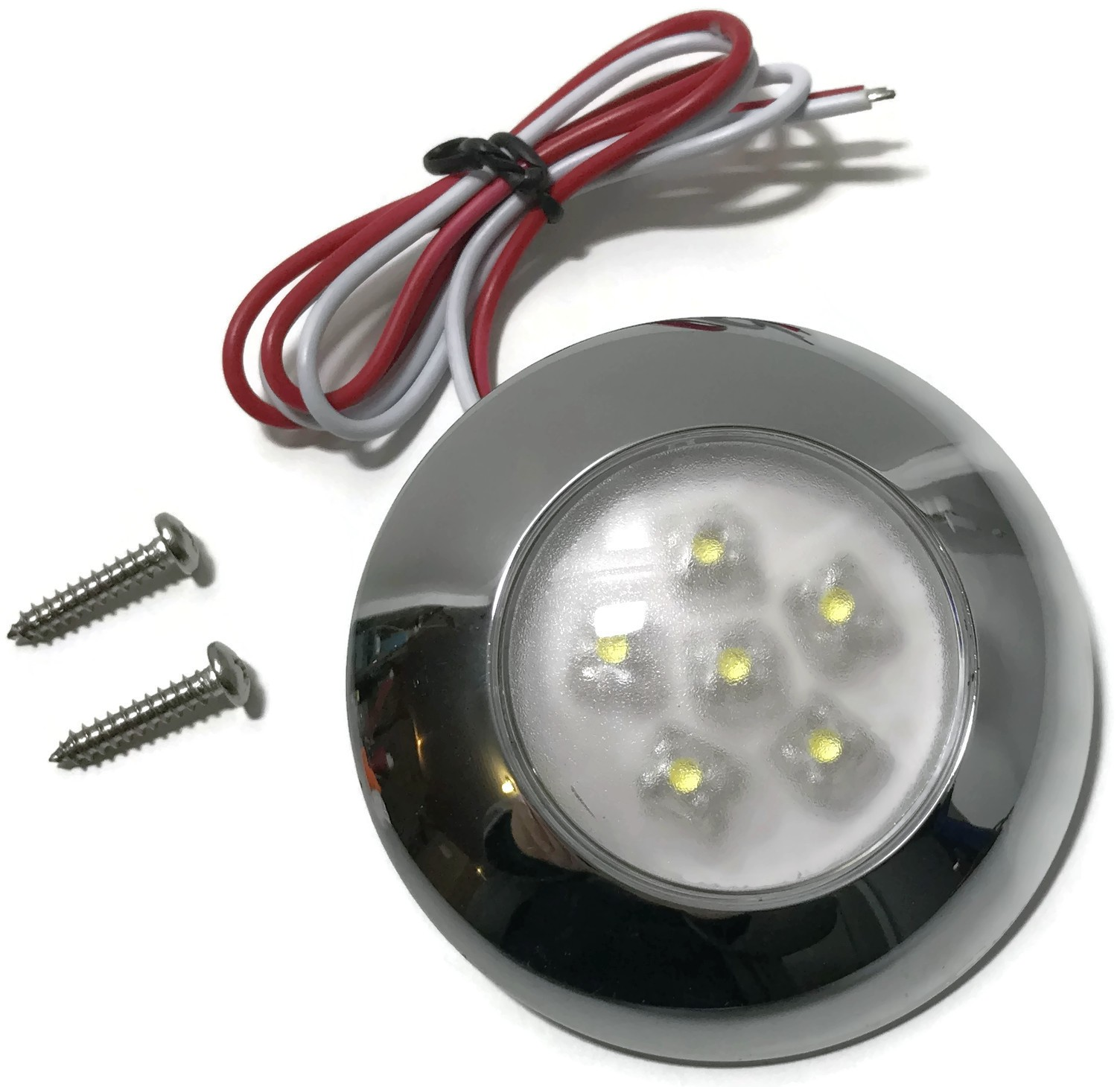 OCZKO LED LAMPKA LAMPA DOM PODBITKA B. CIEPŁY 12V