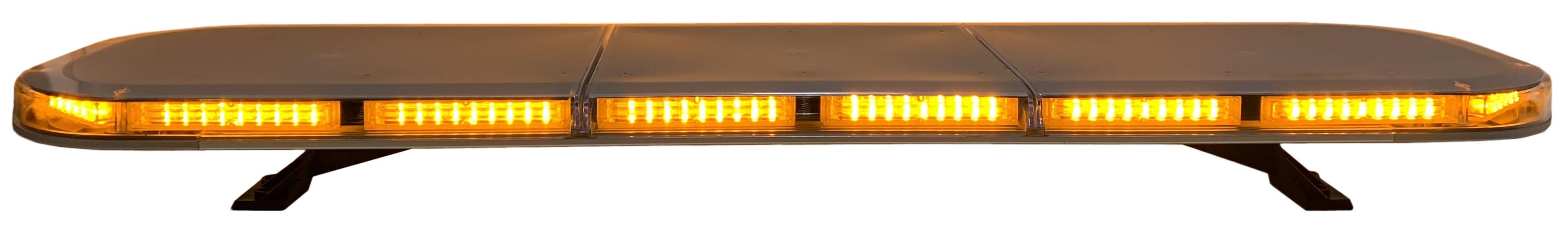 BELKA OSTRZEGAWCZA LED 120cm KOGUT NA DACH 12V 24V