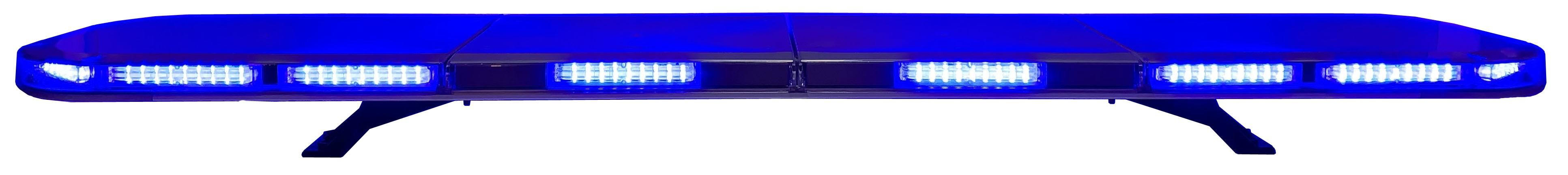 BELKA OSTRZEGAWCZA LED 150cm KOGUT NA DACH STRAŻ
