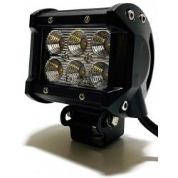 LAMPA ROBOCZA 6 LED CREE ROZPRASZAJĄCA HALOGEN