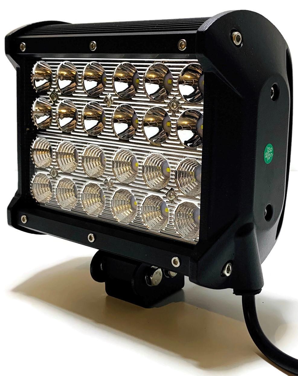 LAMPA LED CREE ROBOCZA DALEKOSIĘŻNA 72W 12V 24V