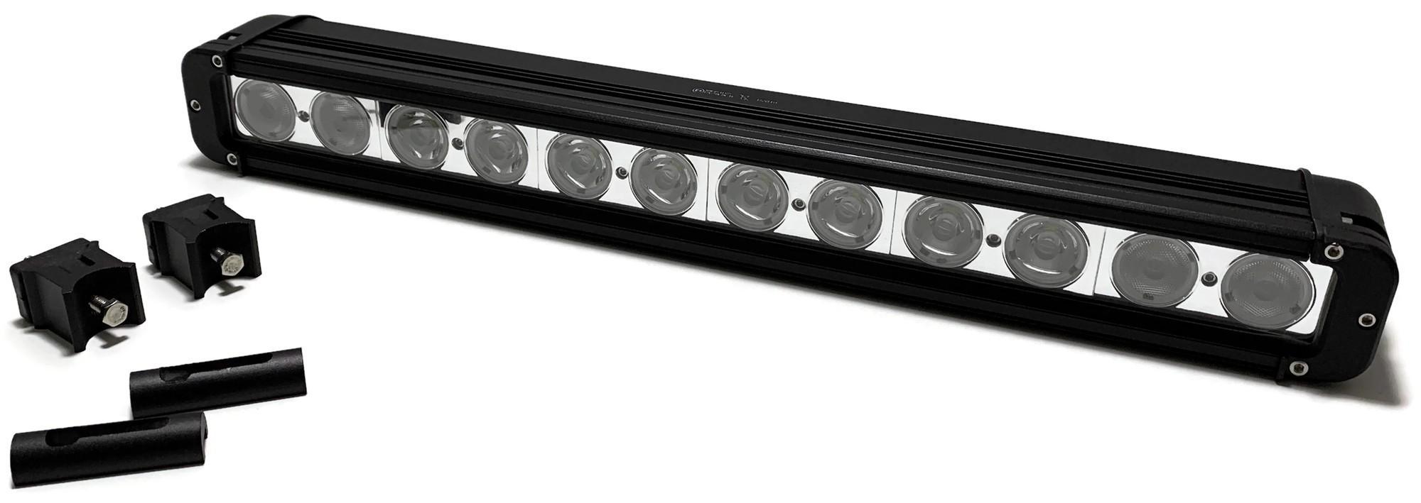 LAMPA 12 LED 120W PASEK LIGHTBAR CREE MOCNY 12V 24V