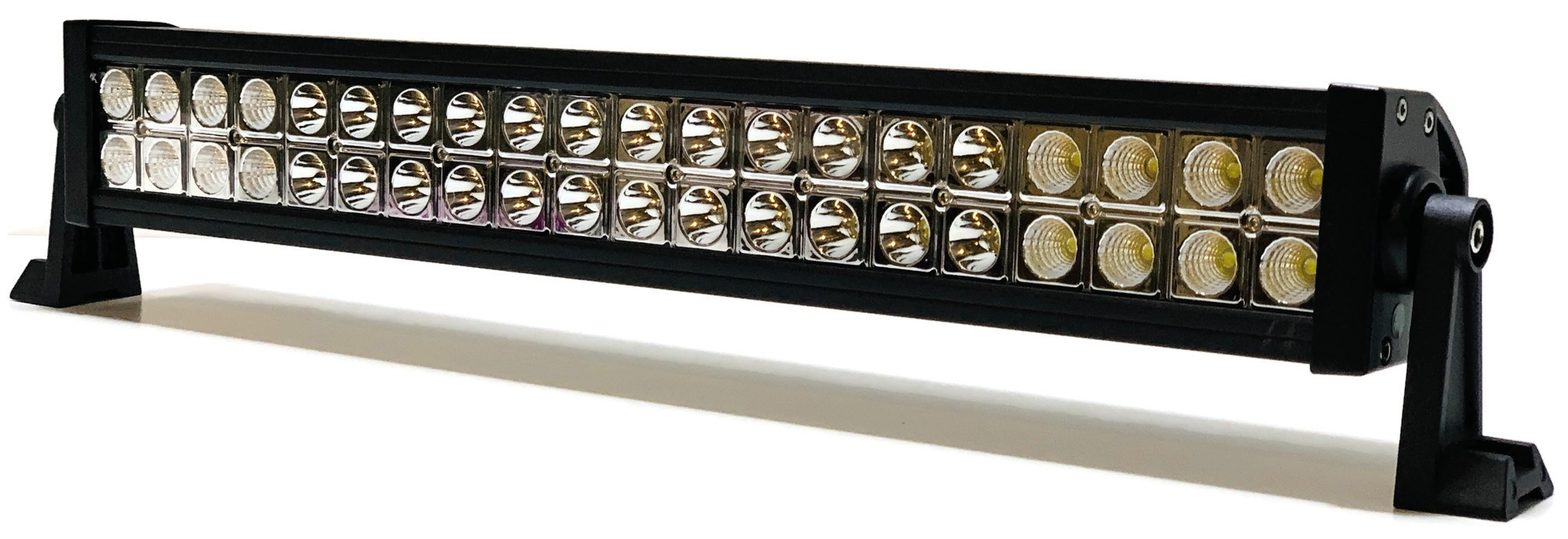 LAMPA 40 LED DALEKOSIĘŻNA LIGHTBAR COMBO 120W 9-32v