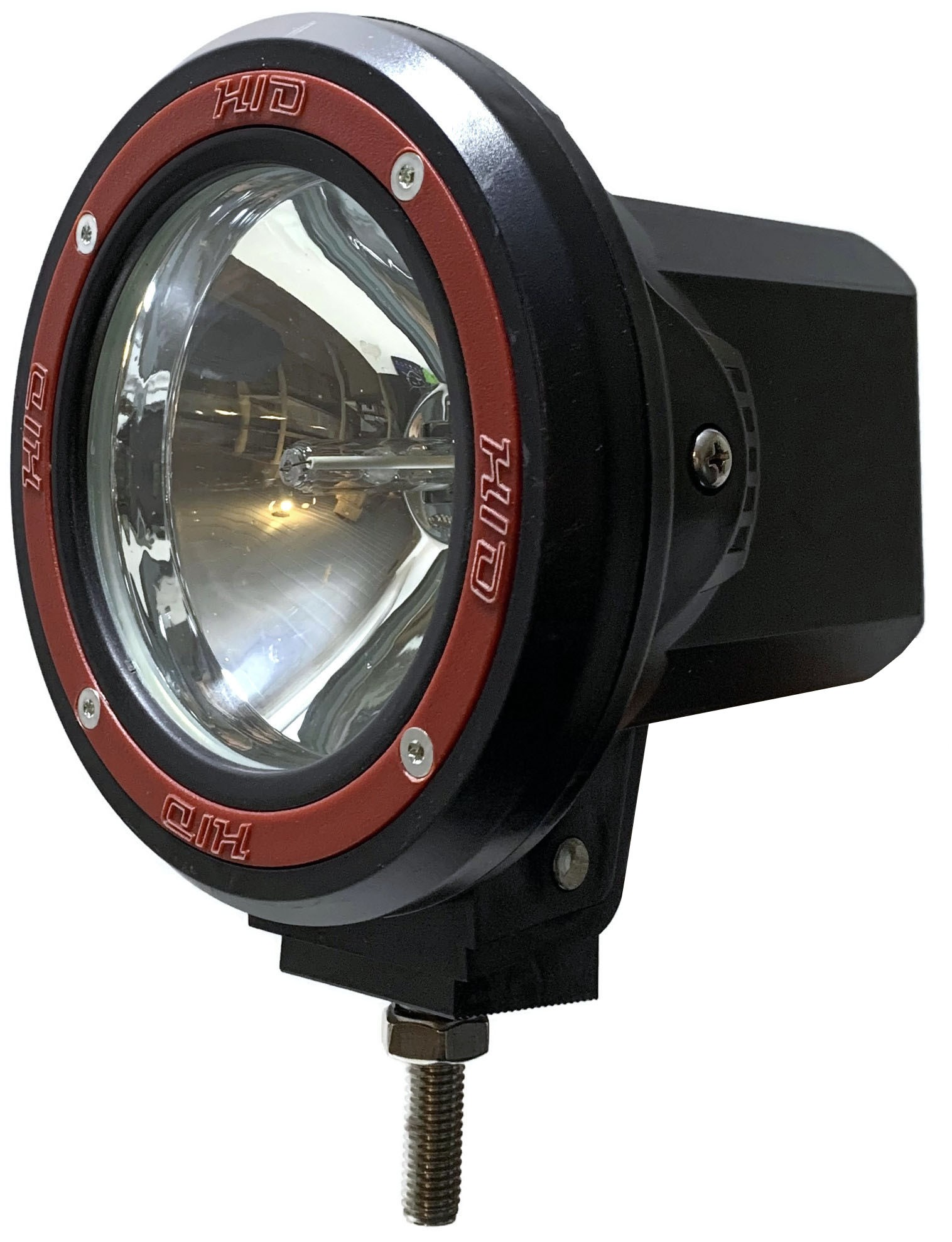 "LAMPA HID XENON DALEKOSIĘŻNA HALOGEN OFF-ROAD 4"""