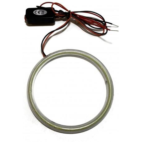 RING LED COB OKRĄGŁY ŚWIATŁA DZIENNE DRL 12v 105mm