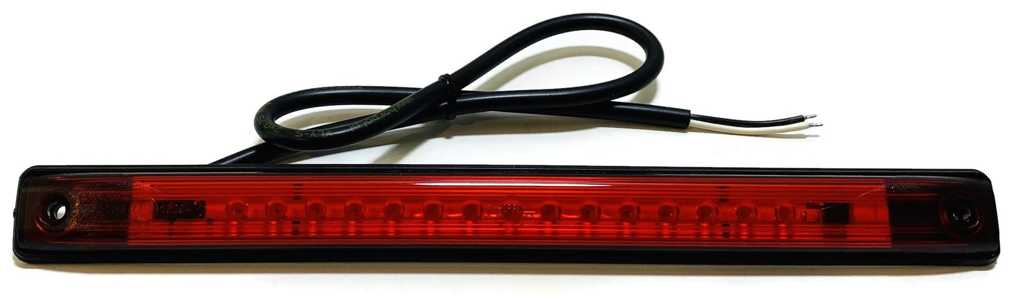 DODATKOWE TRZECIE ŚWIATŁO STOP LAMPA LED 12V 24V