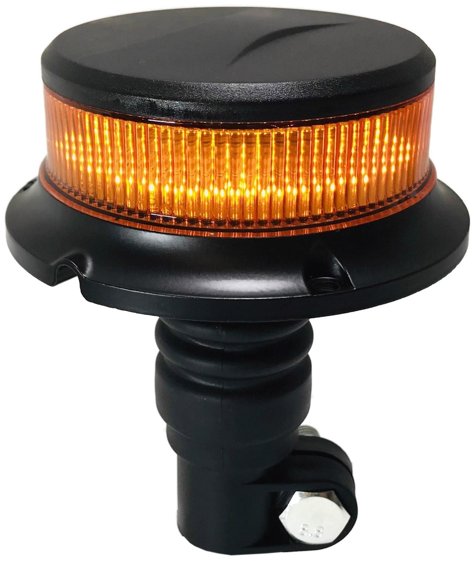 KOGUT LED PICO LAMPA OSTRZEGAWCZA TRZPIEŃ 12V 24V