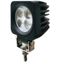 LAMPA ROBOCZA 4 LED HALOGEN REFLEKTOR 12V 24V 12W