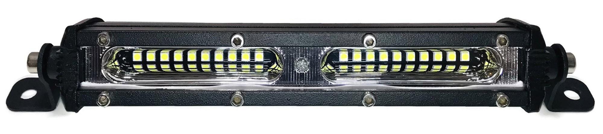 LIGHTBAR PANEL LED MINI LAMPA ROBOCZA SZEROKOKĄTNA