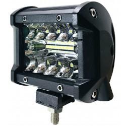 LAMPA ROBOCZA LIGHTBAR 20 LED SMD COMBO PANEL QUAD