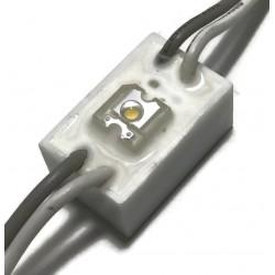 MODUŁ HERMETYCZNY 1 LED WODOODPORNY PANEL IP65 12V