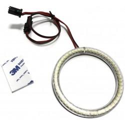 RING LED OKRĄGŁY SMD 2835 ŚWIATŁA DZIENNE 12v 80mm