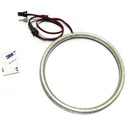 RING LED OKRĄGŁY SMD ŚWIATŁA DZIENNE DRL 12v 126mm