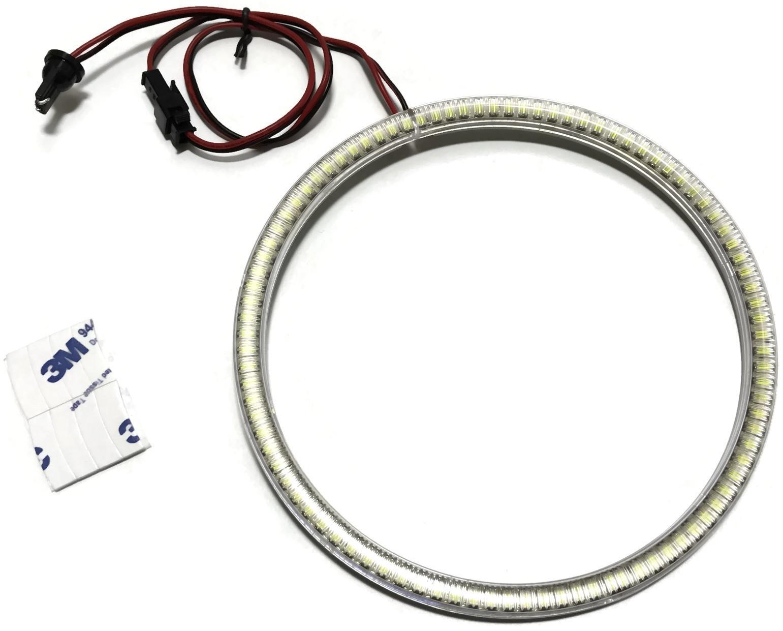 RING LED OKRĄGŁY SMD ŚWIATŁA DZIENNE DRL 12v 140mm