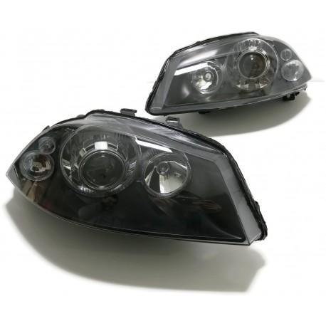 LAMPY SEAT IBIZA III 6L BI-XENON SOCZEWKI HID KPL