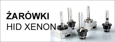 Żarówki HID xenon: D2S, D1S, D2R, H1, H3, H4, H7, H8, H11, HB3, HB4 i inne, zobacz!